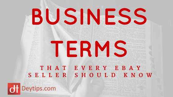 ebay business terms