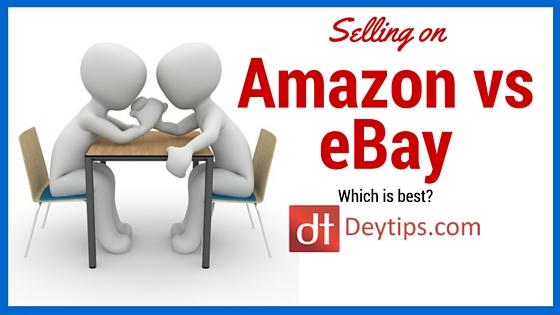 ebay v amazon