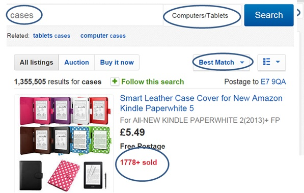 Top Selling Items On Ebay A Sellers Guide